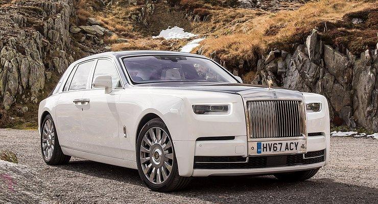 Rolls-Royce Phantom получит полностью электрическую версию