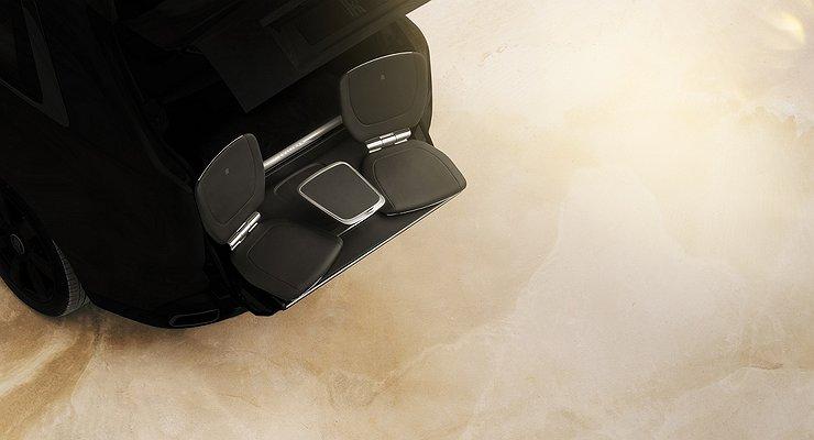 Кроссовер Rolls-Royce Cullinan оборудуют смотровой площадкой