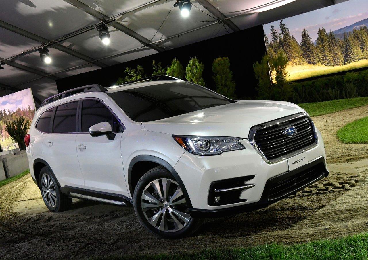 Subaru отзывает новые кроссоверы для уничтожения