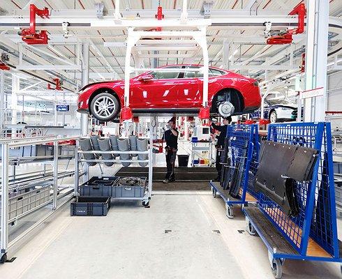 Tesla построит новый завод вКитае