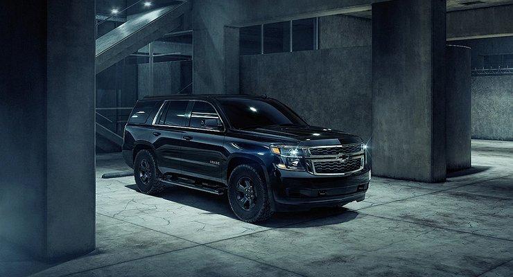 Внедорожник Chevrolet Tahoe получил новую спецверсию