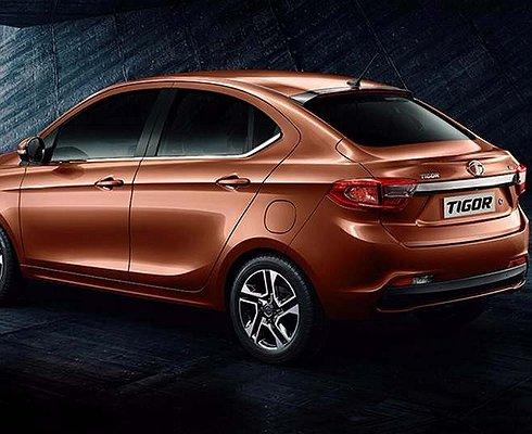 Новый седан Tata Tigor поступил впродажу