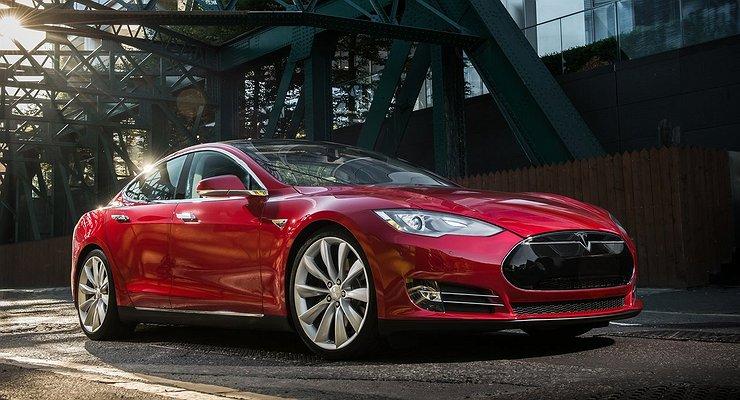 Tesla Model Sпоступит наслужбу полиции
