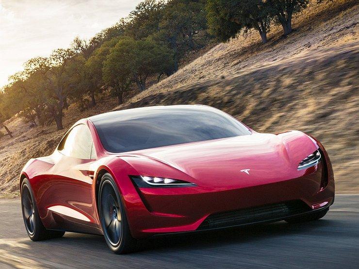 АвтомобилиАвтопромTesla Roadster уже в России объявлены цены и открыт прием заказов