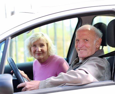 Названы лучшие автомобили для водителей-пенсионеров