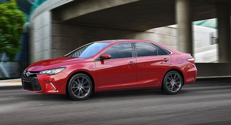 Toyota отзывает более 20000пожароопасных автомобилей