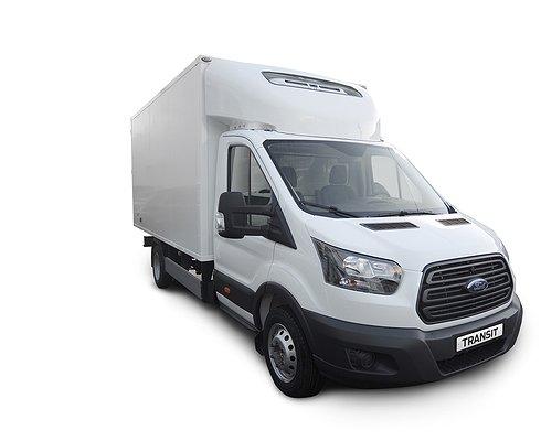 Ford начал продавать вРоссии новый фургон