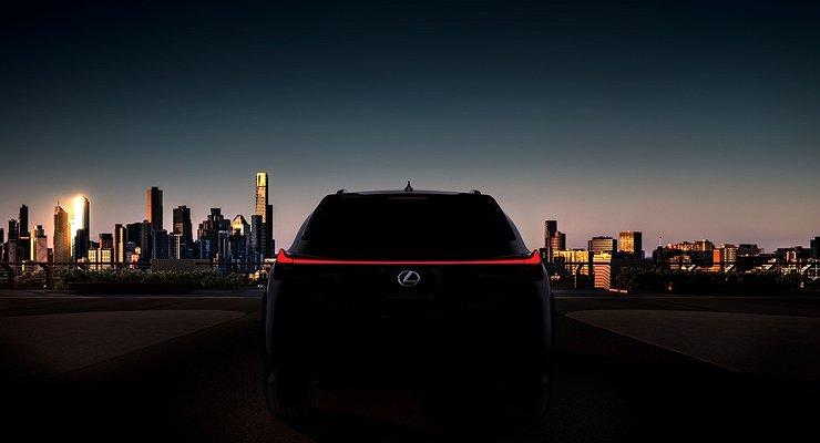 Lexus покажет наЖеневском автосалоне сразу три новых кроссовера