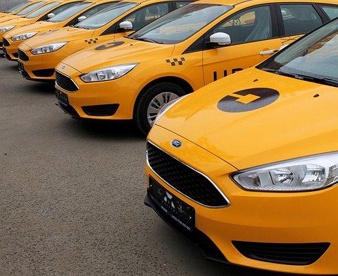 Hyundai Solaris иFord Focus поступят наслужбу вUber