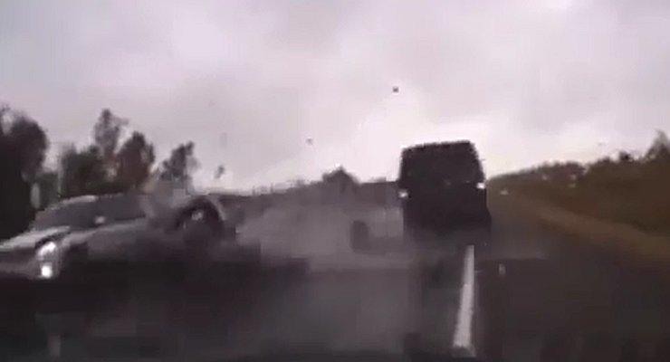 Автоэксперт прокомментировал смертельную аварию командующего ВДВ Сердюкова
