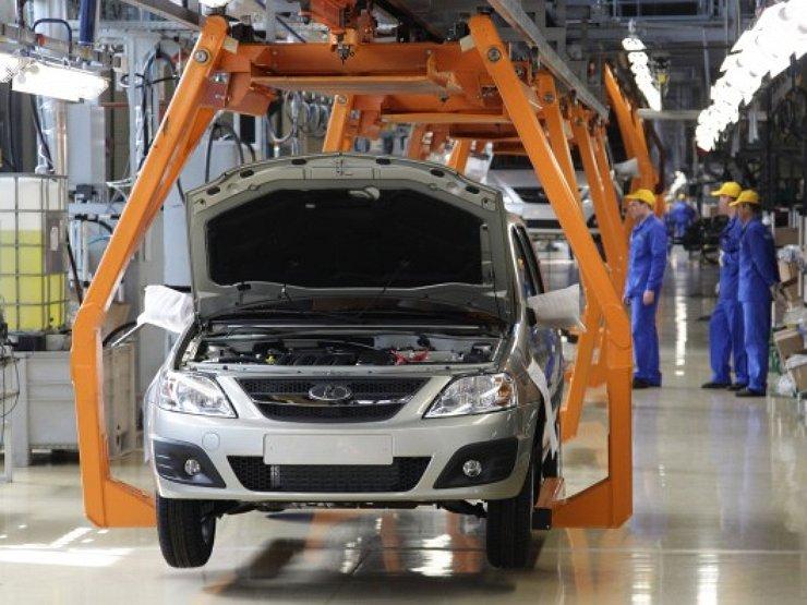 Загод убытки АвтоВАЗа поРСБУ увеличились в2,6 раза