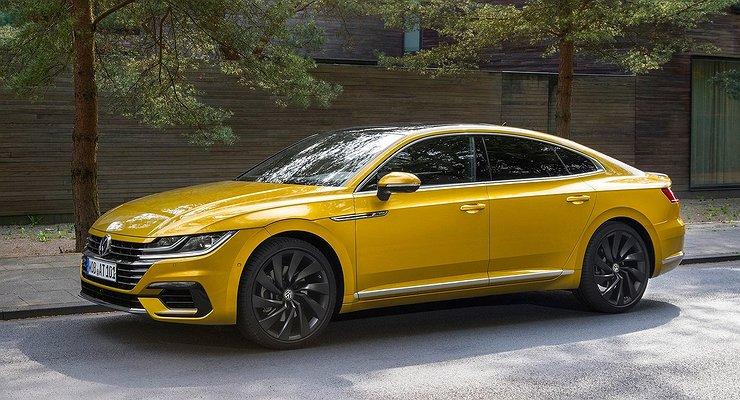 ВНью-Йорке покажут спортивную версию Volkswagen Arteon