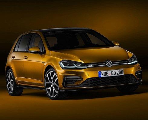 Европейские автомобилисты предпочитают Volkswagen