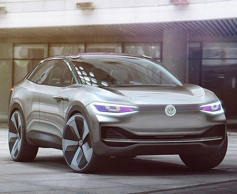 Volkswagen выпустит пять новых автомобилей к2022 году