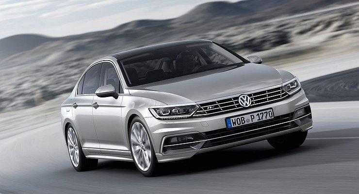 Названы сроки появления Volkswagen Passat нового поколения