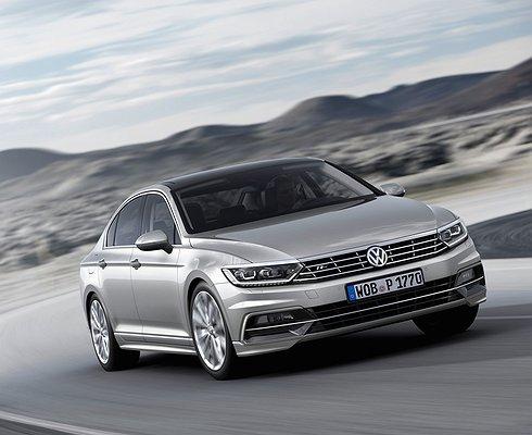ВРоссии стартовали продажи Volkswagen Passat иPassat Variant LIFE Plus