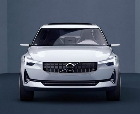 Объявлен ценник нановый электромобиль Volvo
