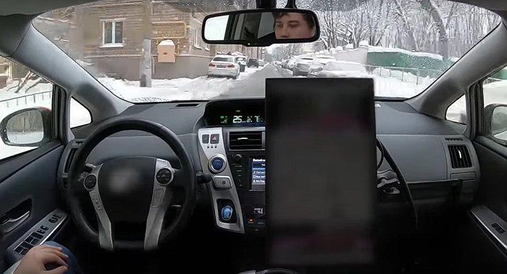 «Яндекс» тестирует беспилотники надорогах общего пользования вМоскве