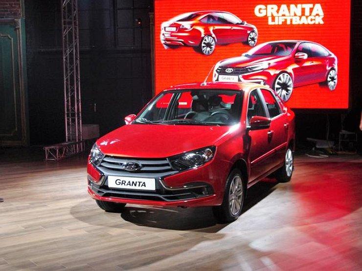 Намосковском показе авто представят русский люксовый седан