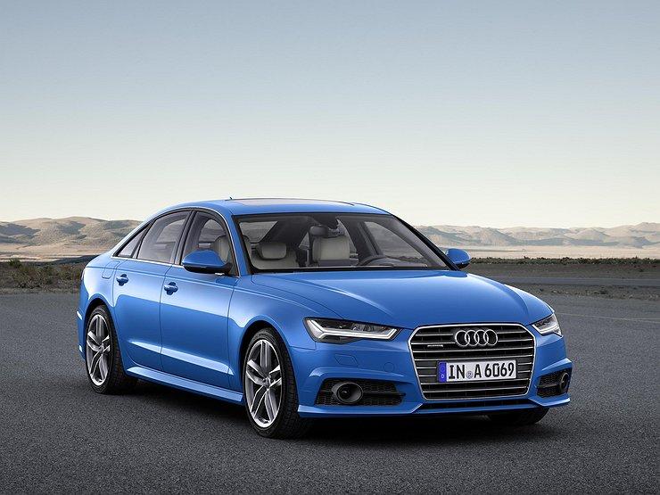 АвтомобилиАвтопромНазваны цены и спецификации обновленного Audi A6