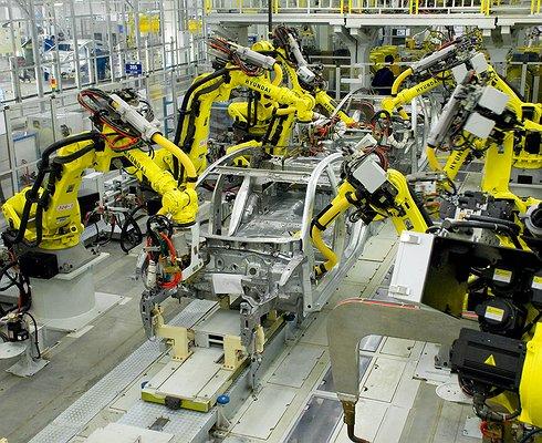 Петербургские автозаводы увеличили производство на44%
