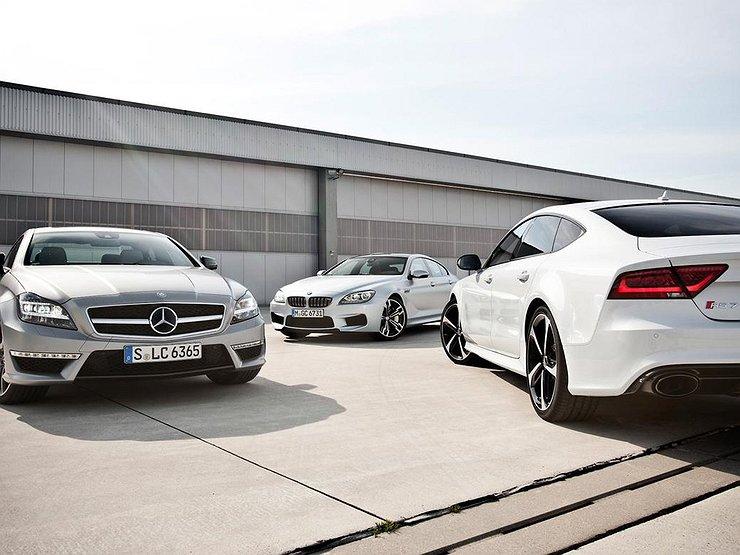 Всередине лета продажи легковых машин премиум-класса увеличились на6,5%