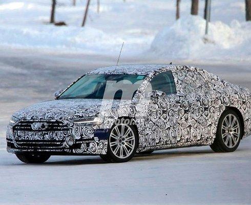 Объявлена дата премьеры Audi A8 четвертого поколения
