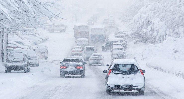 Зимние шины, как базовый инстинкт