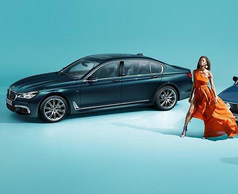 Баварцы готовят кпремьере BMW 7-й серии 40Jahre