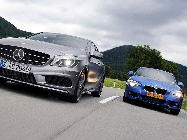 что лучше Mercedes или Bmw автомобили автовзгляд