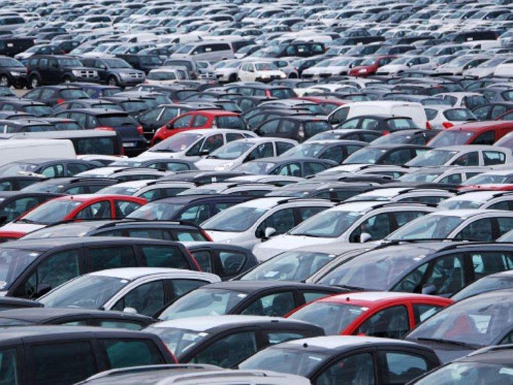 Автомобильный рынок всередине зимы упал на5,5%