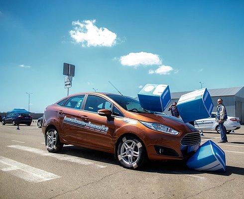 Ford обучит чеченцев безопасно водить автомобили