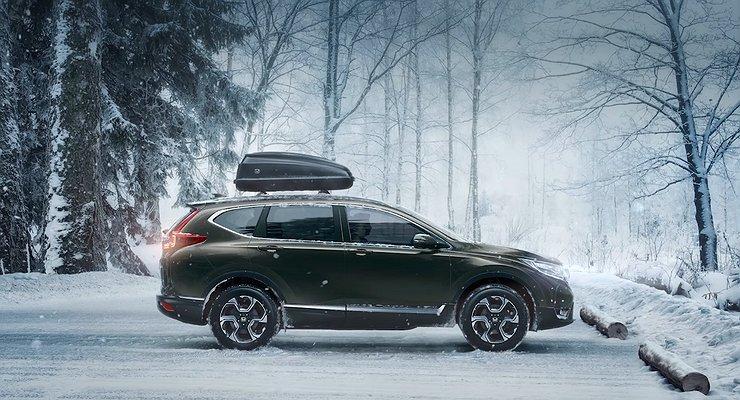 Кроссовер Honda CR-V вскоре подорожает вРоссии