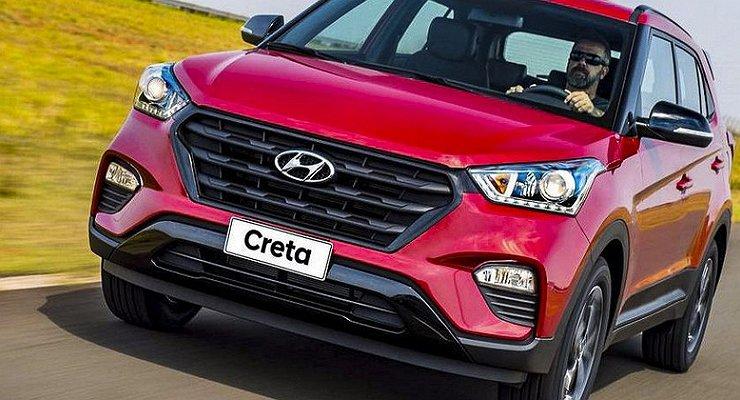 Hyundai Creta получила спортивную модификацию