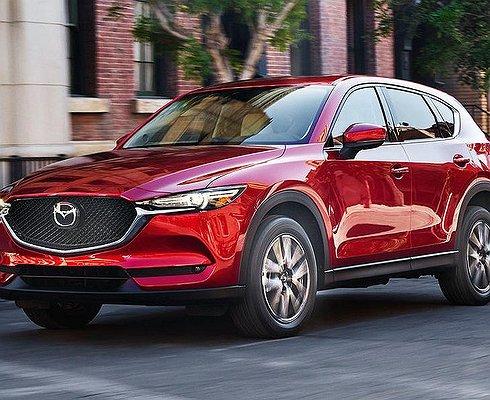 Названа дата российских продаж новой Mazda CX-5