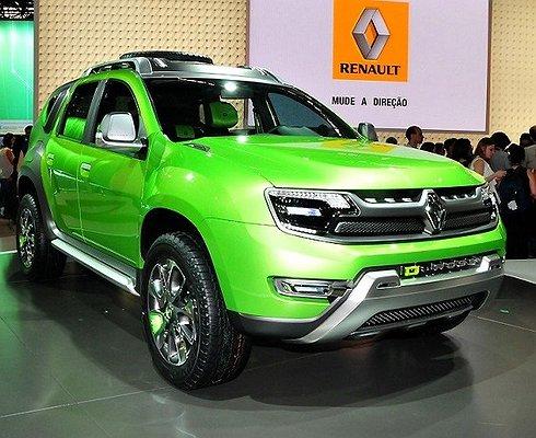 Названа дата премьеры Renault Duster нового поколения