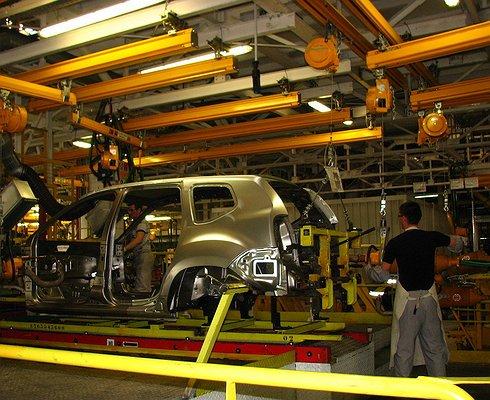 Кроссовер Renault Duster будут собирать вИране