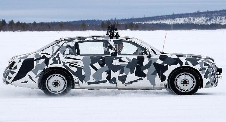 Российские бизнесмены заинтересовались автомобилями проекта «Кортеж»