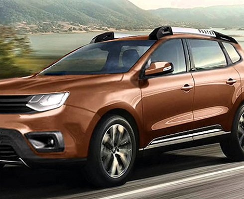 Названа дата начала продаж нового Renault Duster