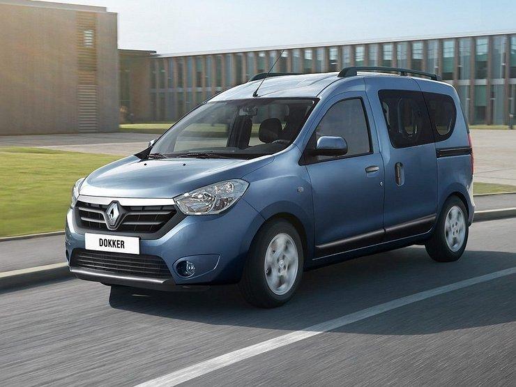 В Renault назвали дату «живых» продаж новой модели Dokker в России