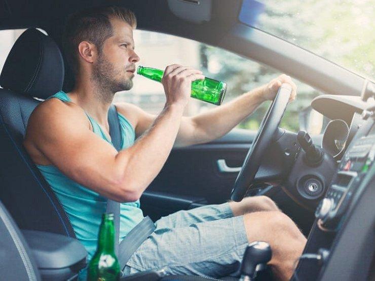 Как разводят гаишники водителей на алкоголь