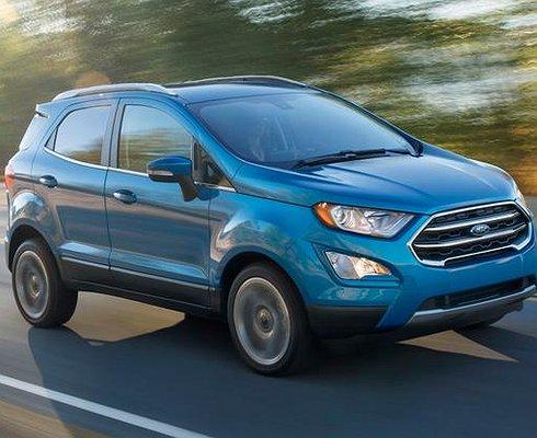 Ford подготовил кпродажам «убийцу» Renault Kaprtur