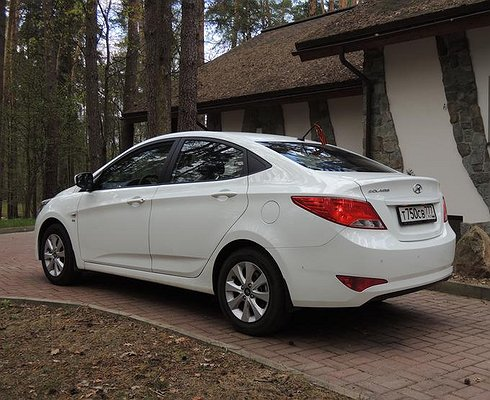 Hyundai Solaris стал самым продаваемым автомобилем вРоссии