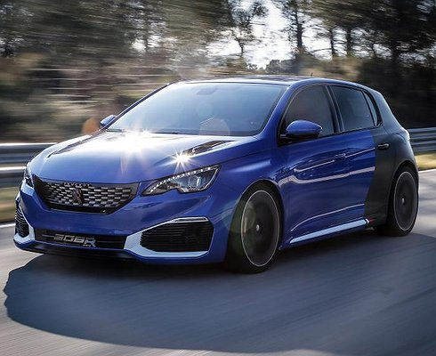 Peugeot отказывается отпроизводства спортивных автомобилей