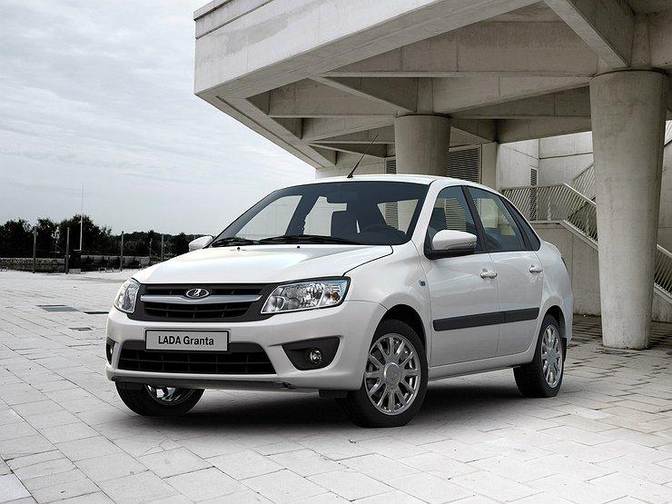 «АвтоВАЗ» снизил цены наавтомобили Granta иKalina