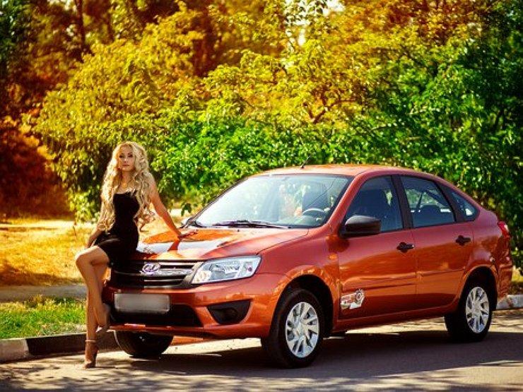 Продажи авто Лада растут вопреки кризису