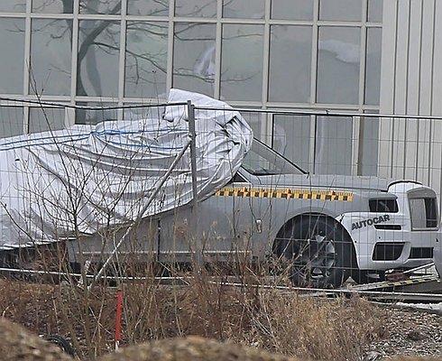Когда состоится премьера нового кроссовера Rolls-Royce Cullinan