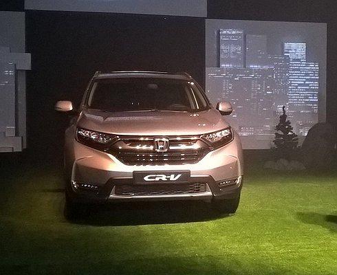 ВРоссии стартовали продажи нового Honda CR-V
