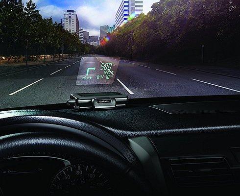 Как установить проекционный дисплей даже всильно подержанный автомобиль