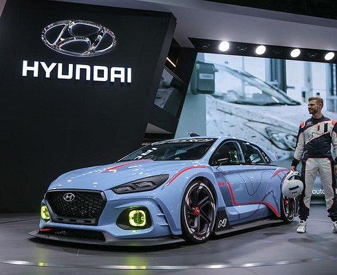Hyundai думает над выпуском «заряженных» Veloster иTucson